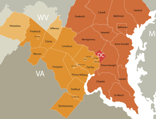 Area Information for DC, MD and VA